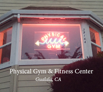 Physical Gym in Cypress Village